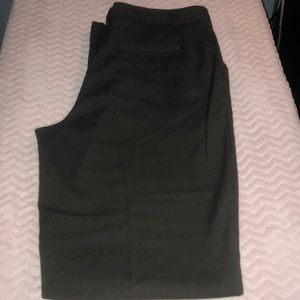 AMERICAN EAGLE Dark Grey Slacks